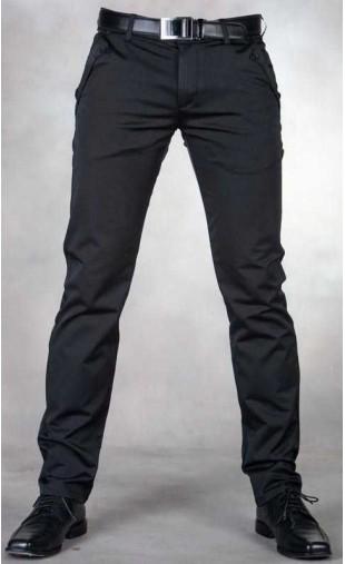 Spodnie wizytowe męskie slim