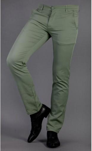 Męskie wizytowe spodnie BB