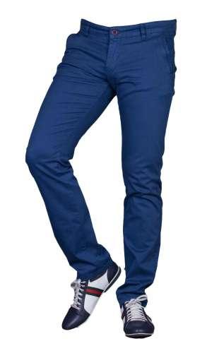 Spodnie niebieskie barbetti 1711