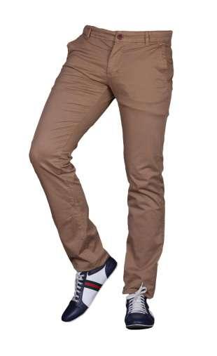 Spodnie beżowe barbetti 2280