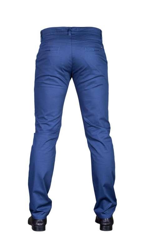 f8869a8d8e6d9 ... Spodnie wizytowe niebieskie promo 2300 ...