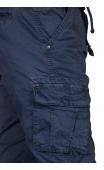 Spodnie joggery ściągacz 8907-4