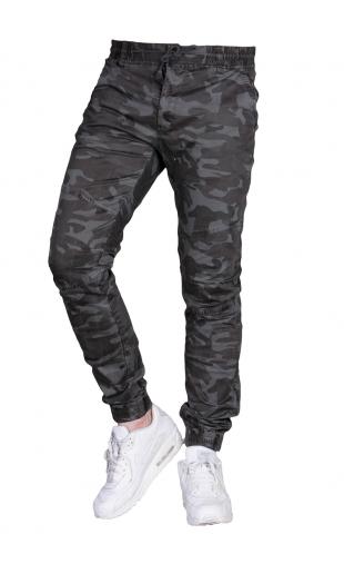 Spodnie moro joggery 8915-5