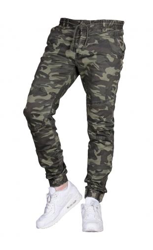 Spodnie moro joggery 8915-4