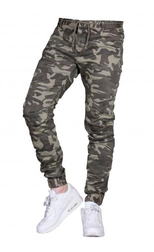 Spodnie moro joggery 8915-8
