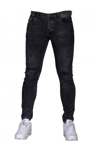 Spodnie Jeansowe rurki dł. 32 7123