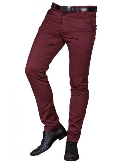 Spodnie wizytowe lazurowe 2501