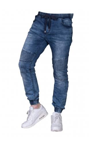 Spodnie Jeansowe joggery T700