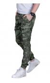 Spodnie joggery moro 8913-4