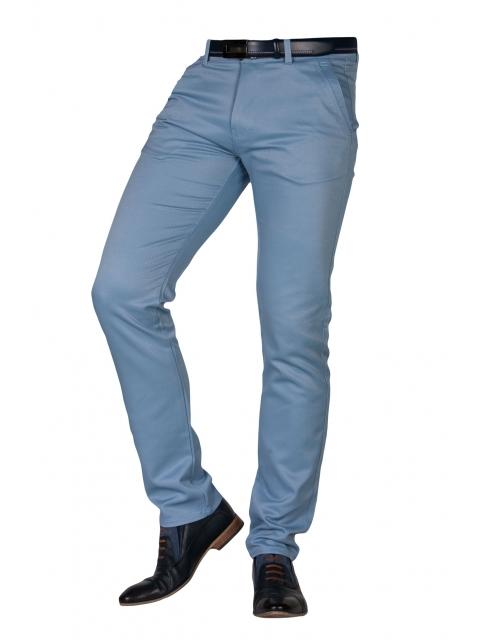 Spodnie wizytowe błękitne 1938
