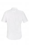 Koszula lniana biała BG-5416-B04