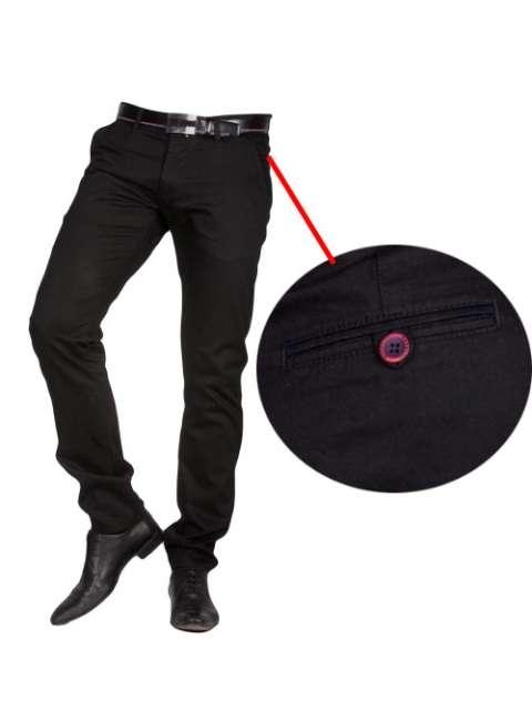 e300717928c49 Spodnie wizytowe czarne 2410