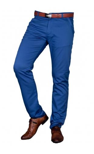 Spodnie wizytowe niebieskie 1938