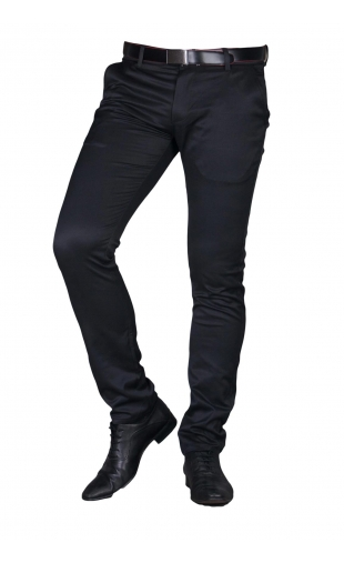 Spodnie wizytowe czarne 2390