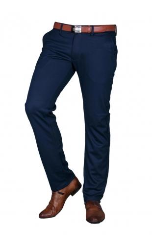 Spodnie wizytowe czarne 1710AA