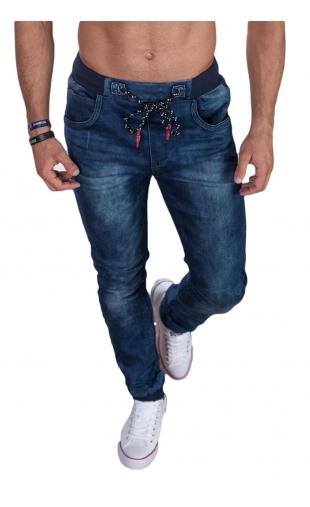 Spodnie męskie joggery T786