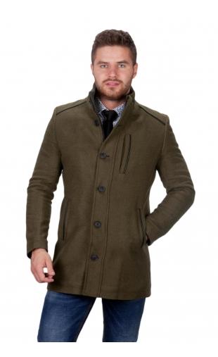 Płaszcz zimowy Oliwka 9026