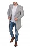Płaszcz długi szary 9003