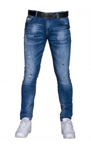 Spodnie Jeansowe mnk-6247