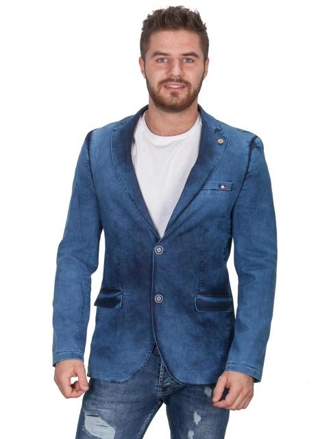 400bac606fe14 Marynarka męska jeansowa 4200
