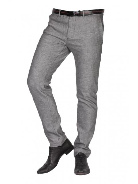 Spodnie szare frappoli 11-25