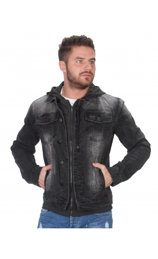 Kurtka bluza jeansowa AC9043