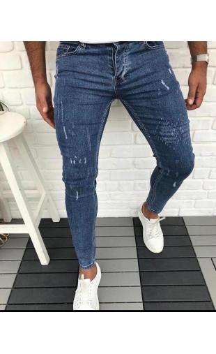 Spodnie Jeansowe denim 7