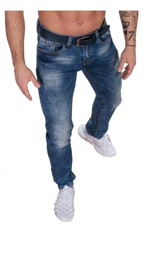 Spodnie Jeansowe RM2029