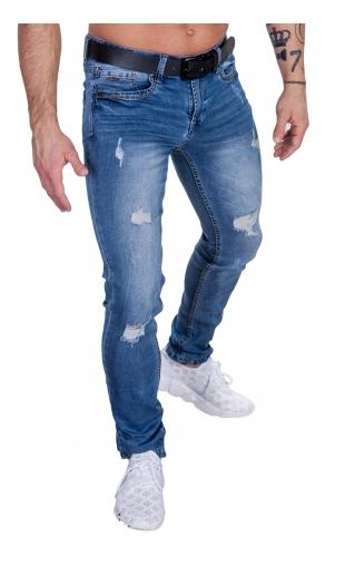 Spodnie Jeansowe RM8215