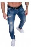 Spodnie Jeansowe RM8208