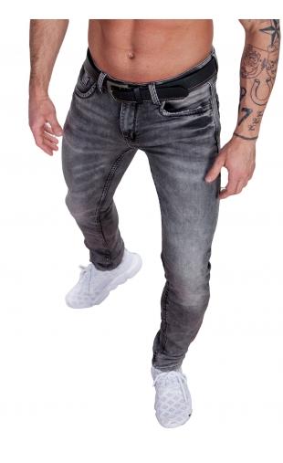 Spodnie Jeansowe RT3533