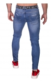 Spodnie Jeansowe rurki dł. 32