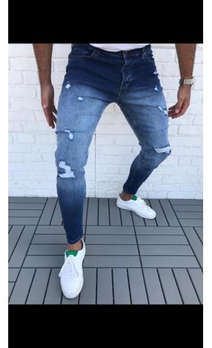 Spodnie Jeansowe denim 24