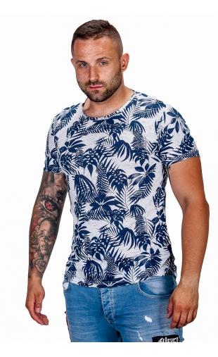 T-shirt męski wzór T-100