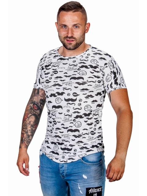 T-shirt męski wzór T-103