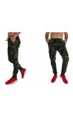 Spodnie joggery moro T2