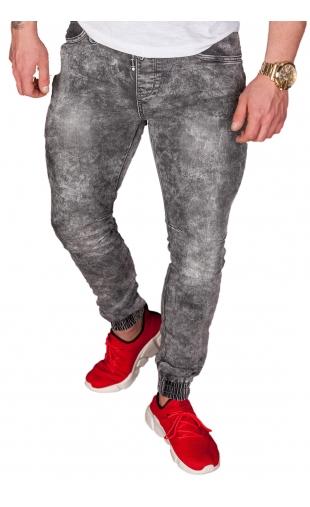 Spodnie męskie joggery iteno T996