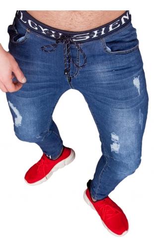 Spodnie meskie jeansowe ka1131-3