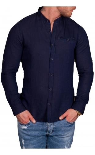 Koszula męska biała code-120