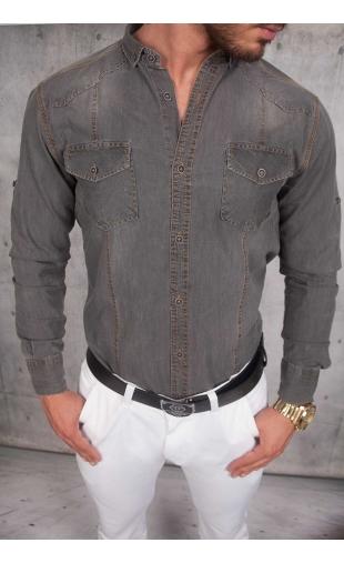 Koszula Męska Jeans