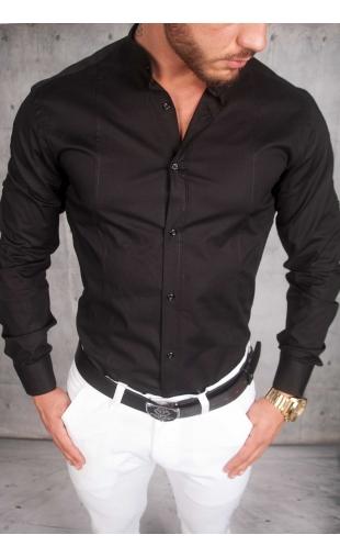 Koszula Męska czarna