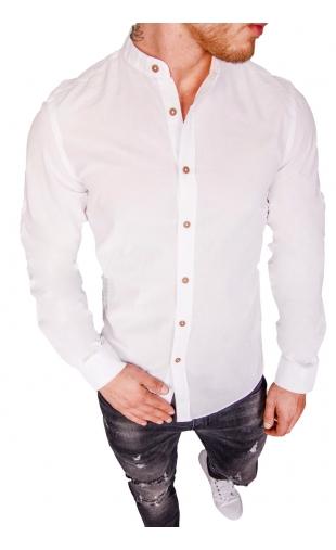 Koszula męska biała MB-108