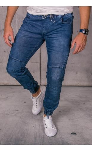 Spodnie jeansowe joggery IT