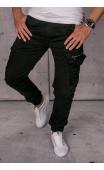 Spodnie joggery czarne IT